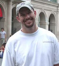 Do me a favour.  On this anniversary of 9/11, go and find out more about Mark Bingham.  He's a hero of Flight 93 - and the world's largest inclusive rugby tournament is now held in his memory.   More people ought to know about him.