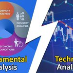 Image for the Tweet beginning: #Fundamental and #Technical #Analysis are