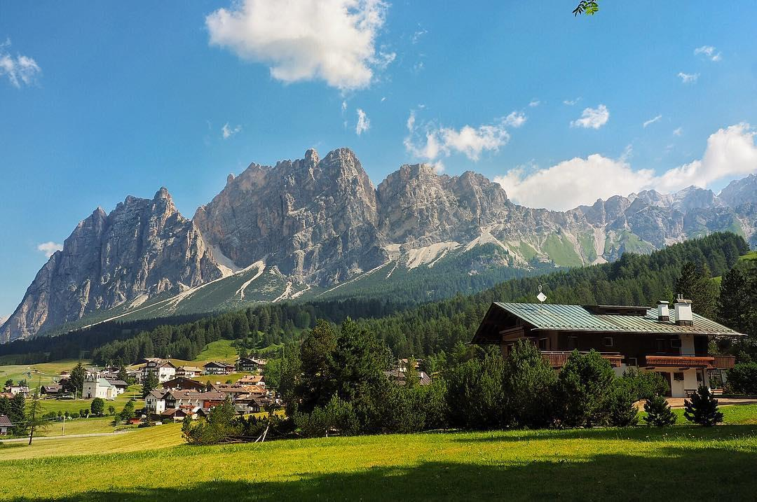 Summer memories of the Queen of the Dolomites