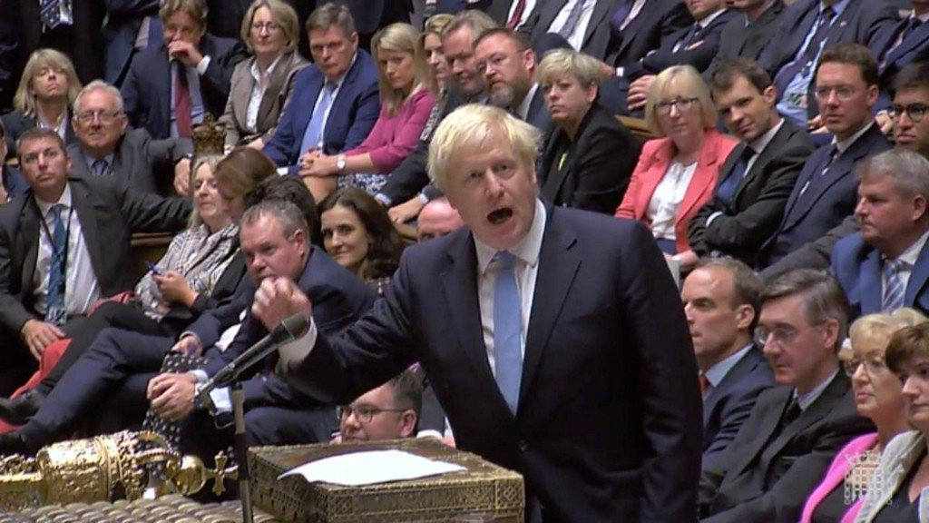 Blow for PM Johnson as Scottish court rules suspension of parliament is unlawful https://reut.rs/2ZWcaB0