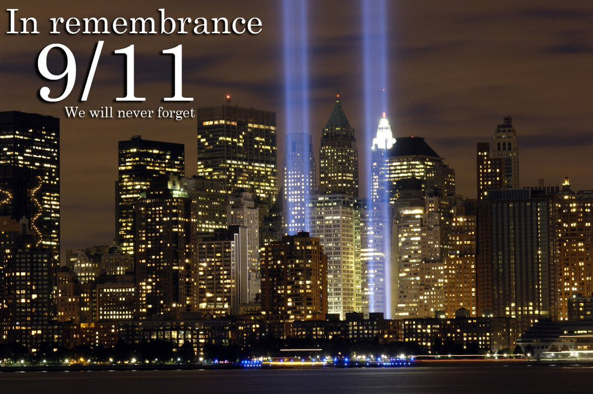Never forget 🇺🇸