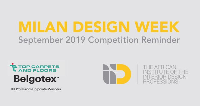 Iid Professions On Twitter Top Carpets Floors And Belgotex Floors Milan Design Week Competition September 2019 Reminder View Our Website Https T Co Omsk6clq1e View Our Facebook Page Https T Co Cxeobljbu8 Iidcorporatemember Topcarpets