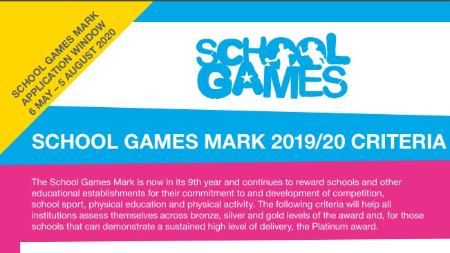 Games With Gold August 2020.School Games On Twitter 2019 20 School Games Mark The