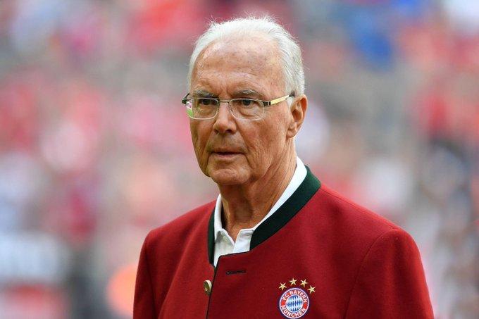 Happy Birthday lieber Franz Beckenbauer!