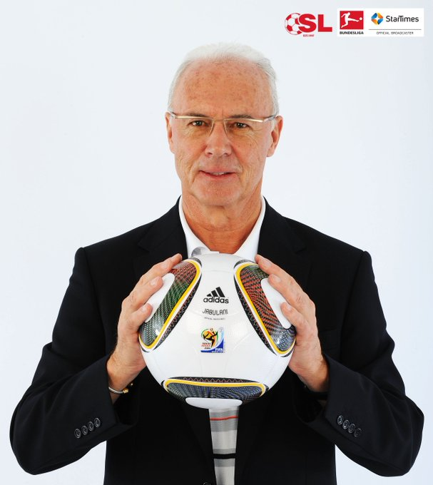 Happy Birthday to  Bayern Munich legend, Franz Beckenbauer! |