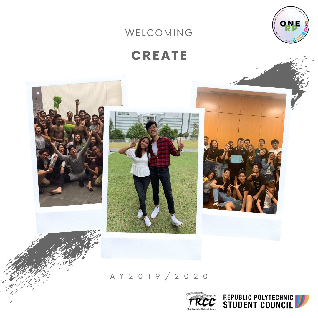 """My goal for CREATE is for the club to continue to allow students to discover & develop their talents in the arts, to push performers to the best of their abilities and lastly to nuture virtuous youths."" said Benedict, the President of Rhapsody & Representative from CREATE 🌈❤️ https://t.co/Ig3VIjHEwL"