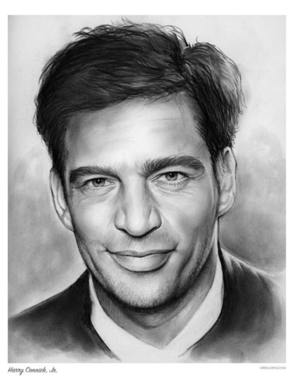 Happy birthday Harry Connick Jr