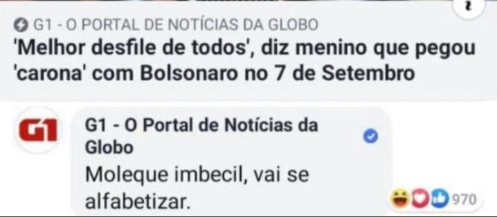 Pior jornalismos que existe no Brasil. #GloboLixoTraidoradaPatria