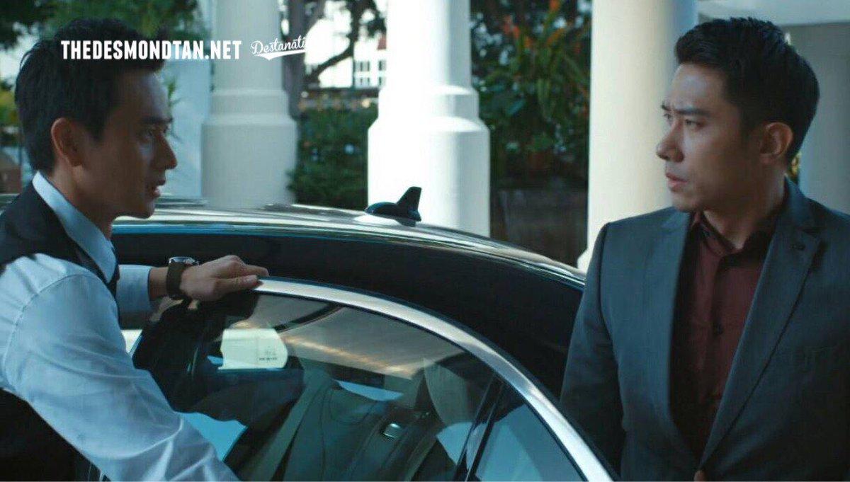 [#你那边怎样我这边OK 新加坡篇 Ep 12] 廷轩成功当上了品叡的司机, 希望能接近他找证据。但品叡做事谨慎, 想抓到他的把柄没那么容易吧? 昨晚没出现, 今晚的吴品叡就别错过了!