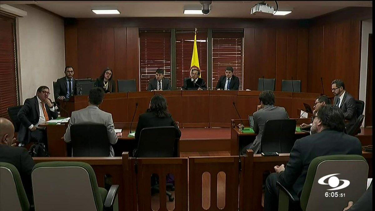 Consejo de Estado mantiene suspensión del 'fracking' en Colombia https://buff.ly/309wCue #PrimeraEdición
