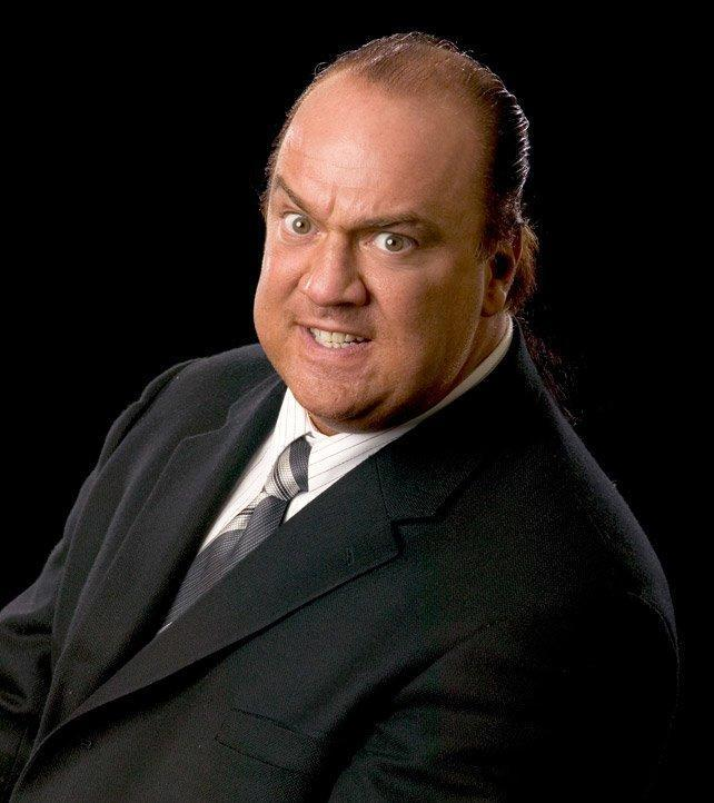 His name is Paul Heyman... and today is his birthday!  Happy Birthday,