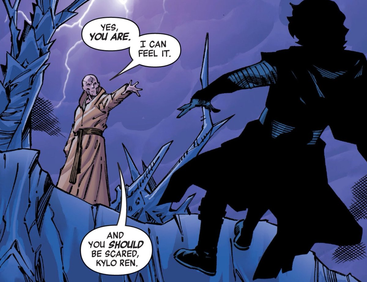 Parallels. Ben has been there before; he knows what it's like. #SnokeComic <br>http://pic.twitter.com/ptWagZv4bW