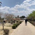 Image for the Tweet beginning: Upgrading gardens to showcase urban