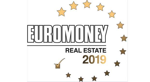 Euromoney Gayrimenkul Ödülleri'nin galibi:  Cushman & Wakefield Türkiye