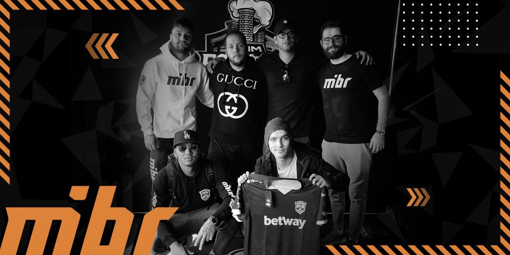 Viel Erfolg @mibr In den vergangenen 8 Tagen hatten wir die Jungs von MiBR bei uns in der Factory. Vielen Danke für euren tollen Besuch, wir hoffen, dass Ihr eine tolle Zeit bei uns hattet und uns bald wieder beehrt. #gaming #twitchtv #games #videogames #eSports