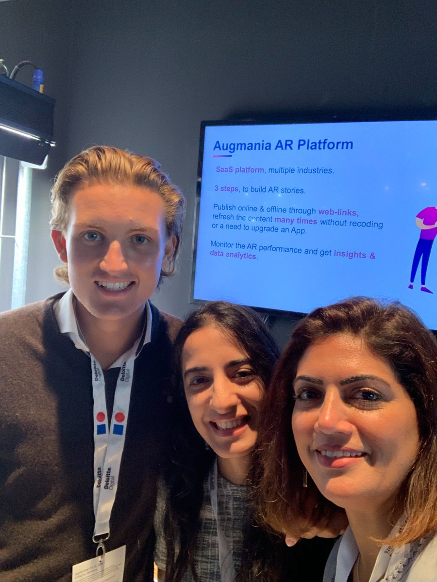 Are you having fun at #Dmexco19 ? I know we are and we can't wait for you to join us.      Save the place: Hall 9 | Stand H011 <br>http://pic.twitter.com/yD6COAra7J