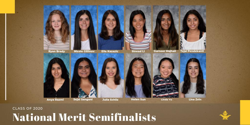 2020 National Merit Semifinalists List By State.Nationalmeritsemifinalists Hashtag On Twitter