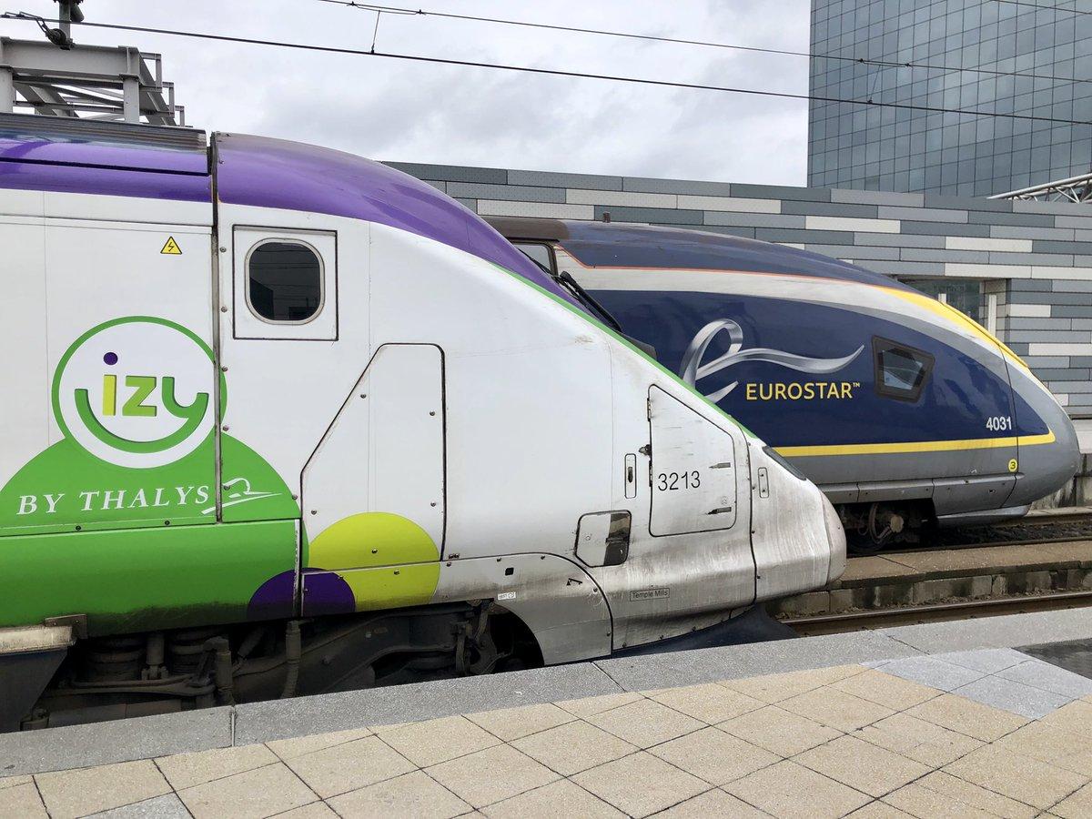 EELt2weW4AAxa1A - Special livery Eurostars