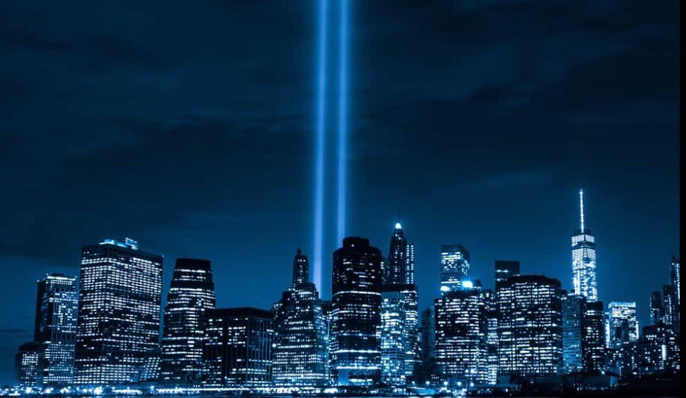 To all those who ran in when others were running out, we will never forget your service and sacrifice.  #Remember911. #NeverForget.<br>http://pic.twitter.com/9p9XCszZLa
