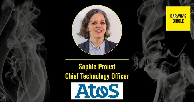 """How intelligent are your business platforms?"" Diese Frage beantwortet Sophie Proust, CTO..."
