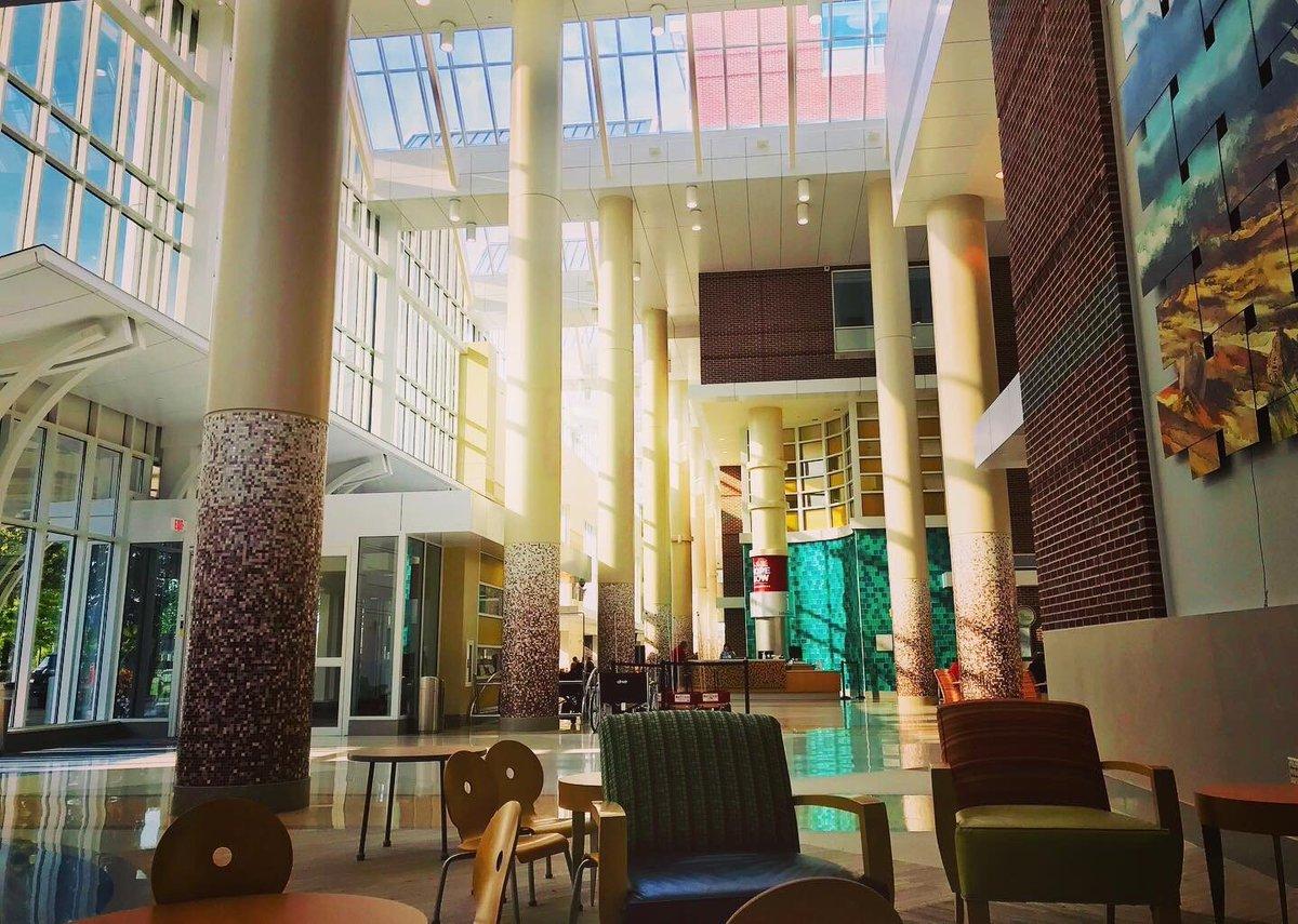 Good morning! #Sunshine #ChildrensHospital #WeAreIUHealth #Healthcare #Hospital #Indy