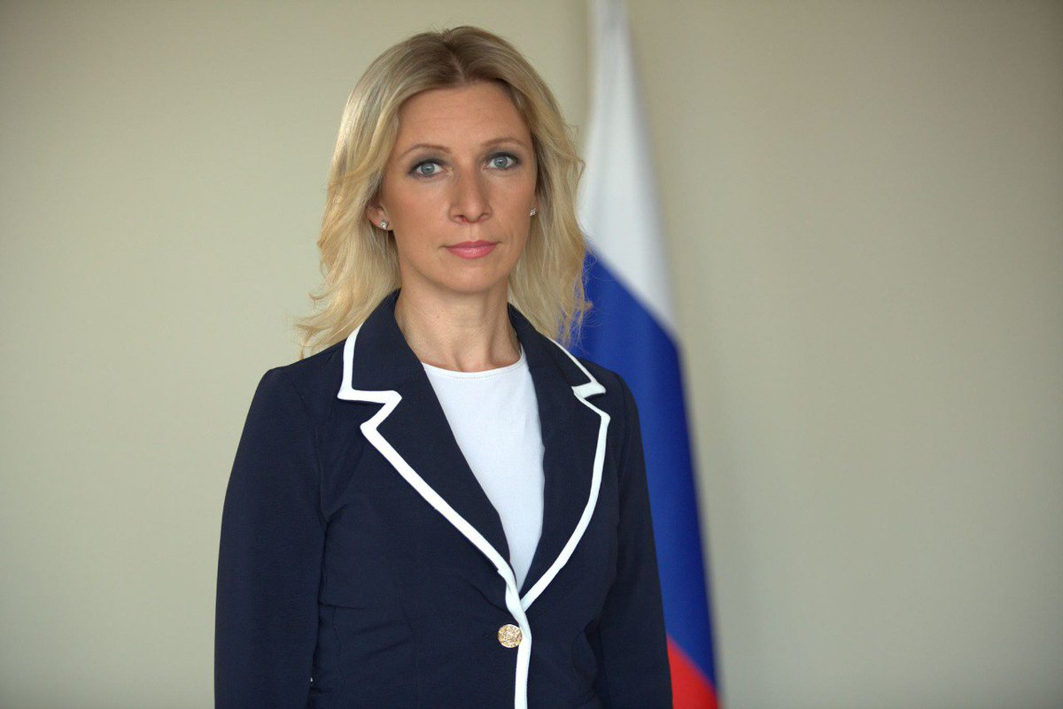 MFA Russia 🇷🇺 on Twitter: 💬 #Opinion by Maria #Zakharova The birth and death of another fake – a double one. Read more:🔗