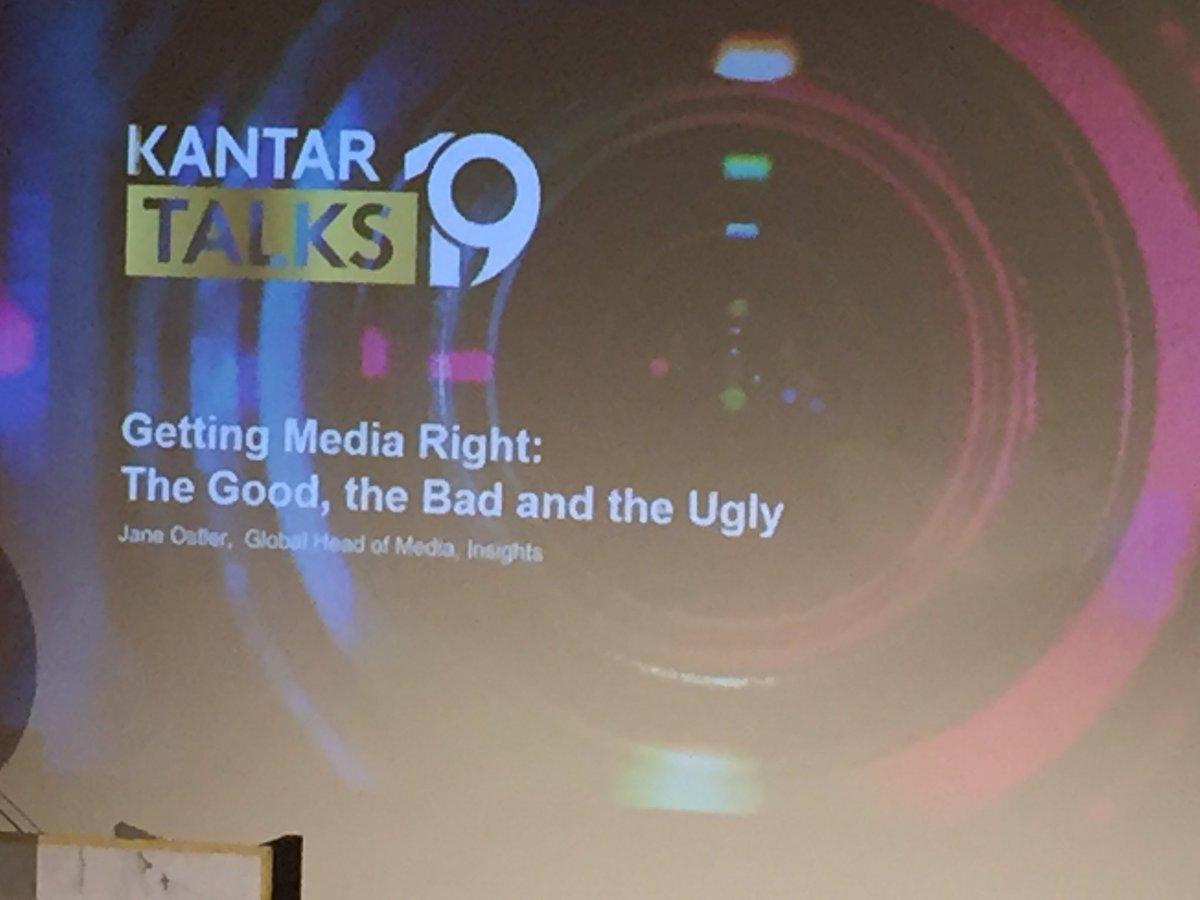 Gwladys Hall on Twitter: Ready for more #insights @Kantar #KantarTalks #media with Jane Ostler…