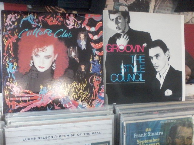 Happy Birthday to Jon Moss of Culture Club & Mick Talbot of The Style Council