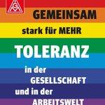 Image for the Tweet beginning: #Sichtbarkeit #Respekt #Liebe Christopher Street