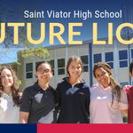 Image for the Tweet beginning: Find out more about @SaintViatorHS.