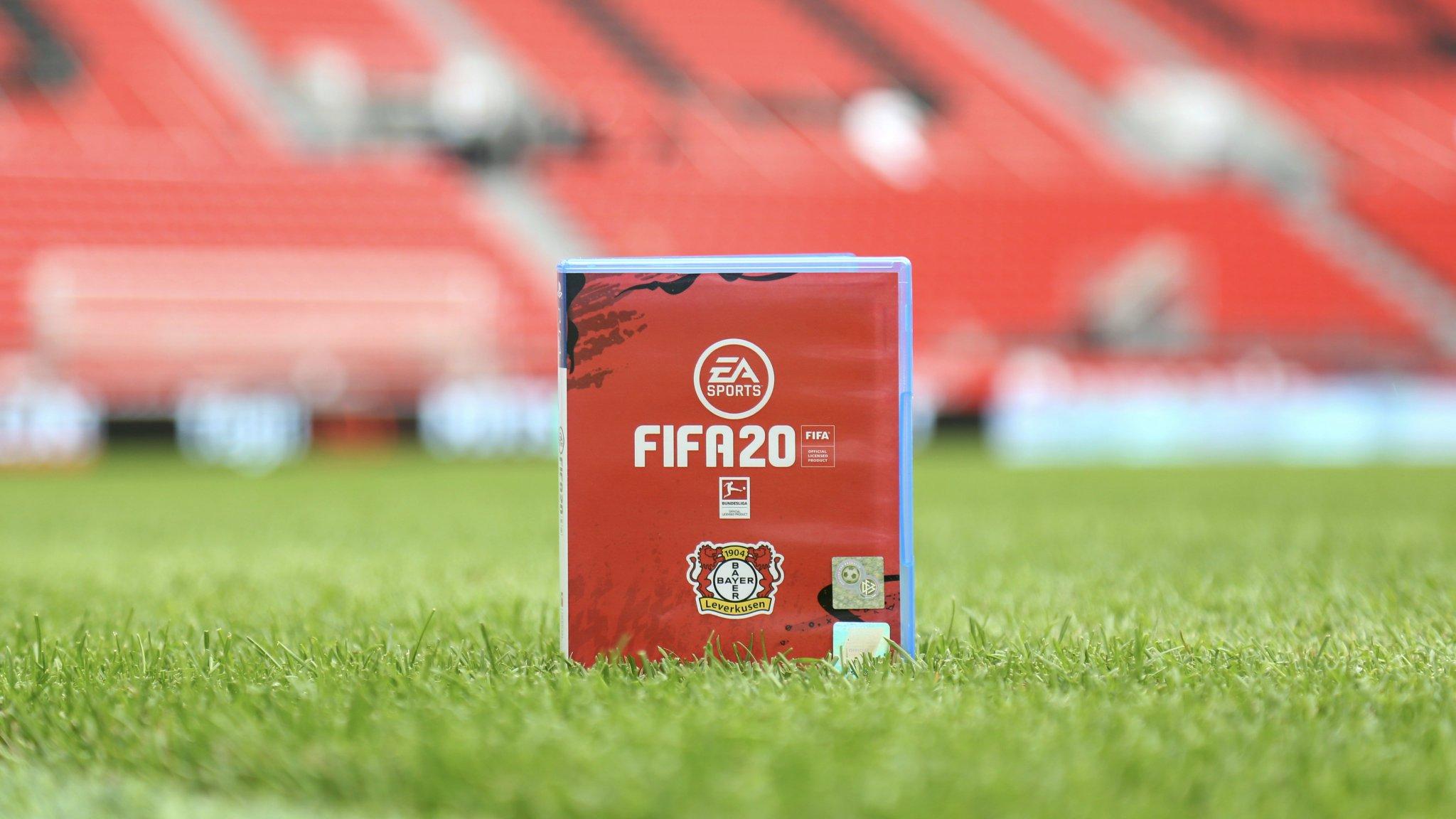 Bayer 04 Leverkusen: 🎮 Da ist das Ding! 💪 @b04esports #b04eSports #FIFA20 #Bayer04  👉 https://t.co/...