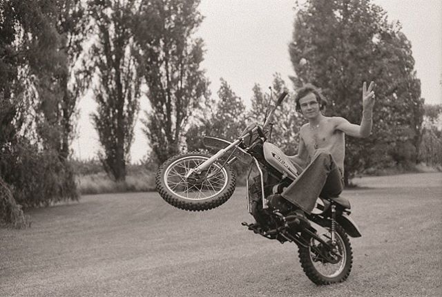 Barry Sheene would ve been 69 years old today. Happy Birthday Bazza