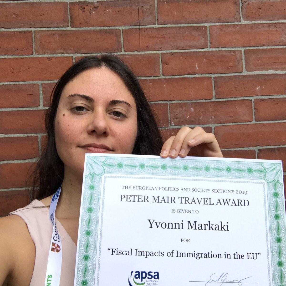 Congratulations @yvonmarkaki 🙌🙌👊