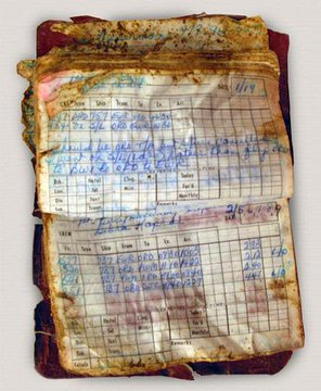 9/11/2001, 10:03 a.m.: United Flight 93 crashed in an open field near Shanksville, Pennsylvania. Lorraine Bay was among the seven crew members and 33 passengers killed when it crashed. One of United's most experienced flight attendants, she recorded her flights in this book.