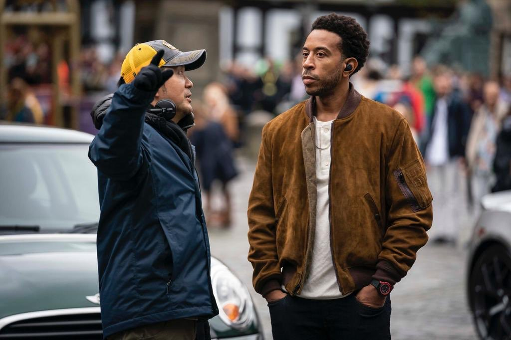 Happy Birthday @Ludacris! You are the consummate pro and a pillar of our Fast family.I'm proud to be on set every day with you, working and growing together. https://t.co/1sgwagFAv6