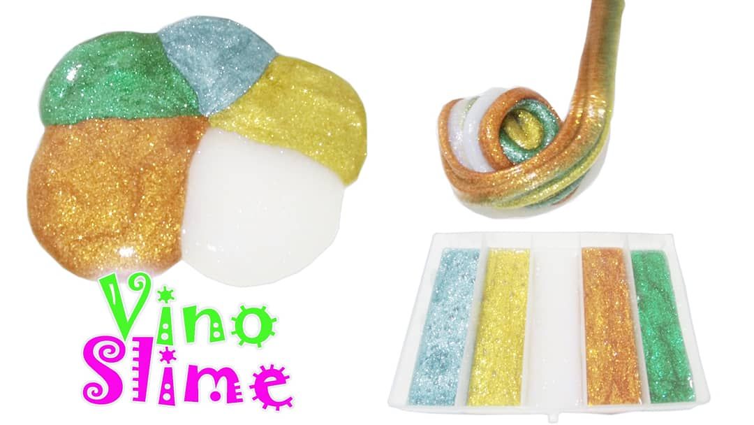 How to make a glitter slime..  https://youtu.be/m3IcS1LDTHs   See video on youtube #slime #rainbow #rainbowslime #colorfullslime #colorful #glitter #glitterslime  #slimevideo #glow #glossy #glossyslime #glowinthedarkslime #glowinthedark #vinoslimepic.twitter.com/zMby0LHE9u