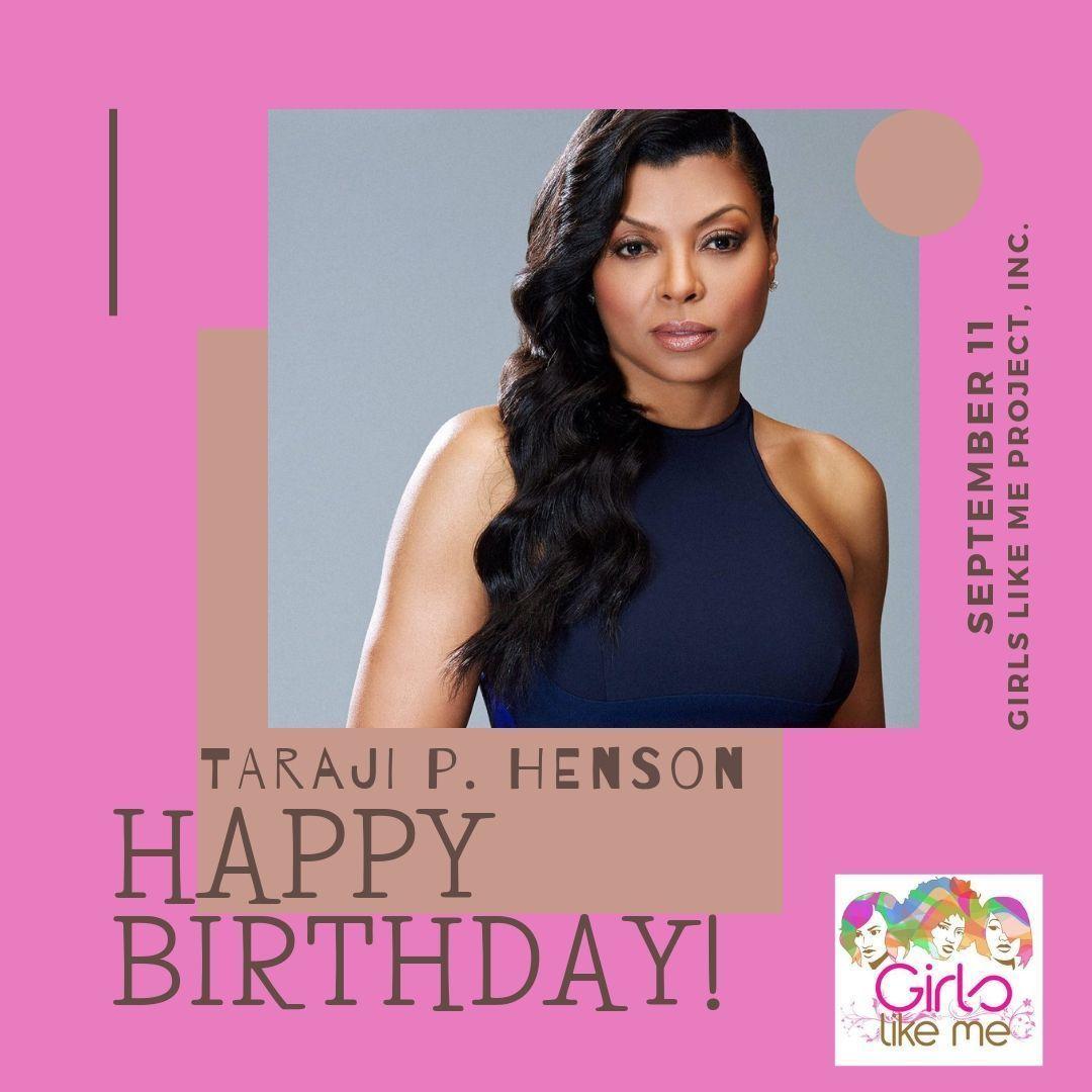 Happy Birthday Taraji P. Henson!