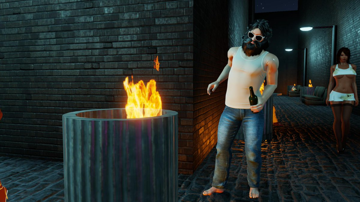 I know what you been waiting for😏Some hot hobo loving.............................................Wait you didn't??????😰#3dxchat