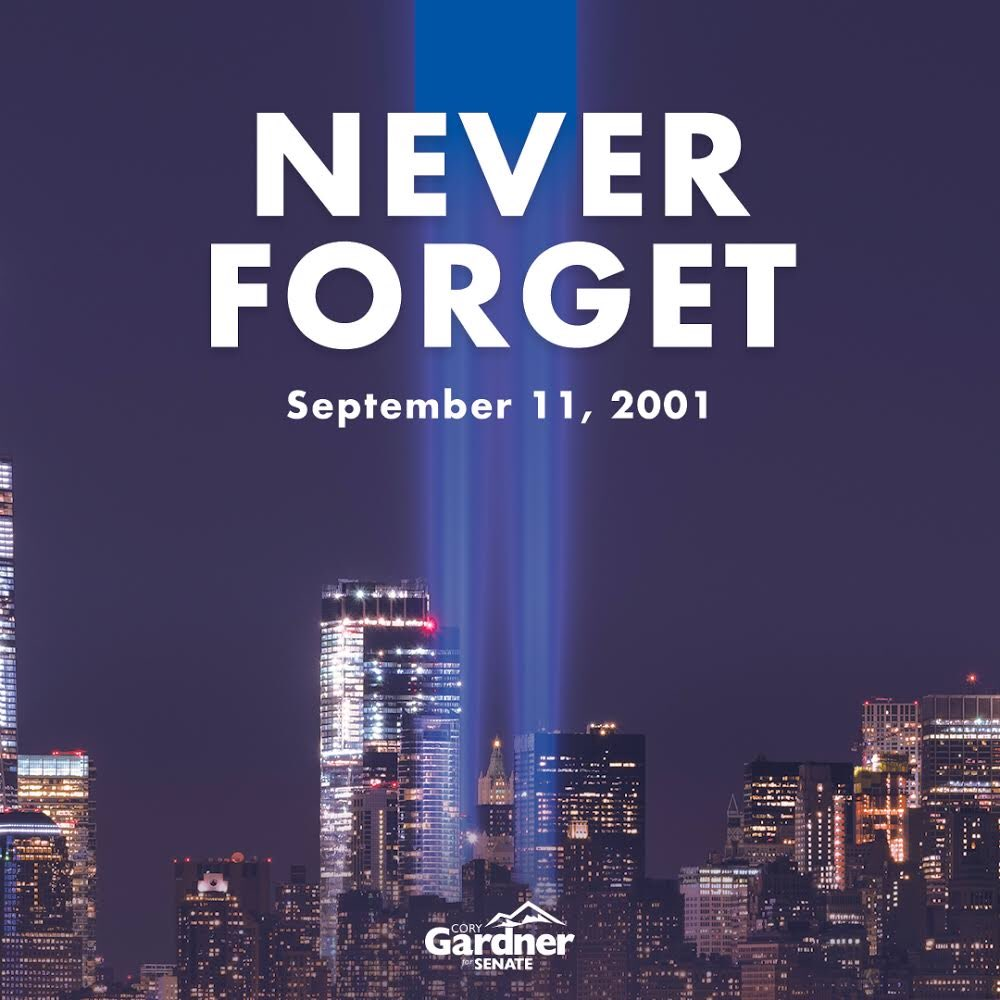 We are not united by our shared enemies, but by our belief in the resilience and quiet strength of America. May God continue to bless this great country as we reflect on 9/11 and look forward to a future brighter than ever. #NeverForget