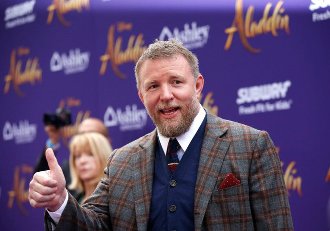 Happy Belated 51st Birthday to film director, film producer, screenwriter, and businessman, Guy Ritchie!