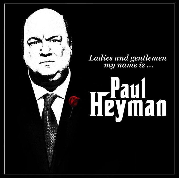 Shumë urime shkojnë sot për menaxherin më të mirë në historinë e WWE, Paul Heyman Happy Birthday Paul!