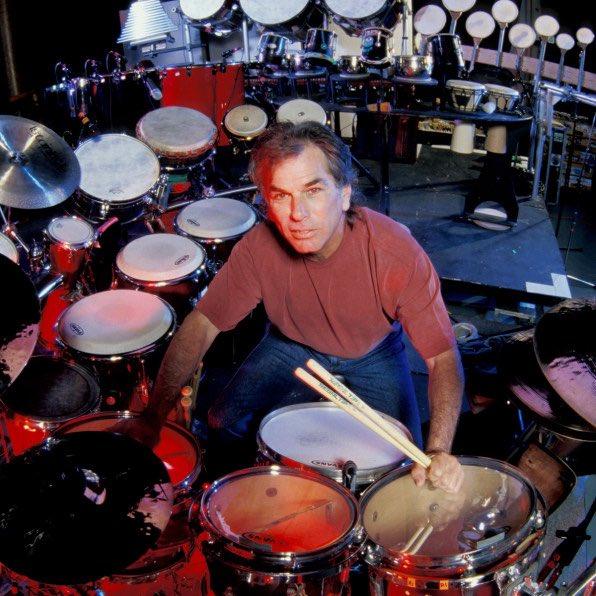Happy Birthday to Rhythm Devil - Mickey Hart!