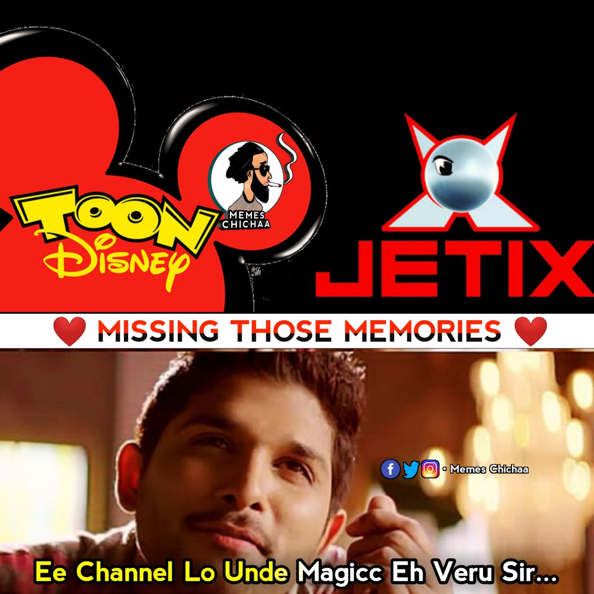 Thank you #Jetix #ToonDisney #ChildhoodMemories #90skids #memes_chichaa pic.twitter.com/Flv6bfGapx
