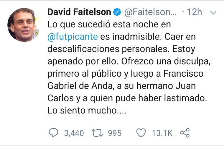 Que curioso es México, esta es una notifica que en verdad a todos nos interesa, ya que perjudica la vida de todos, y tiene escasos 200 like. Una disculpa del comentarista faitelson a de Anda 13.1 k, por eso los políticos hacen lo que quiere,estamos más pendientes del fútbol.
