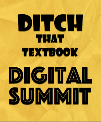 A free online conference to inspire and equip you ditchthattextbook.com/2016/11/21/a-f… #ditchbook #edtech