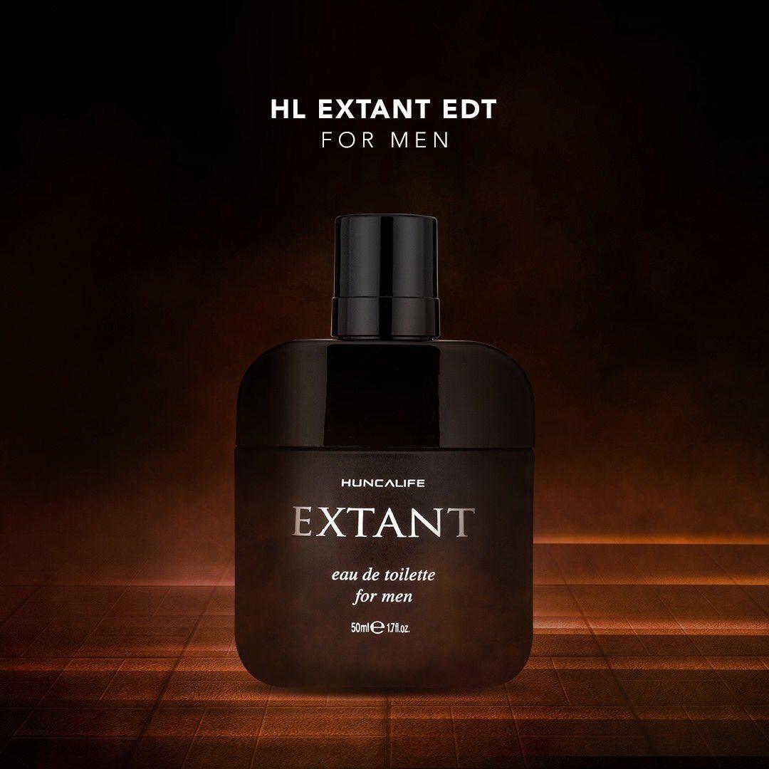 Tarzından ödün vermeyen erkekler, aromatik ve ferahlatıcı Extant EDT parfüm ile sonbahara imzanızı atacaksınız. 💁♂️✨