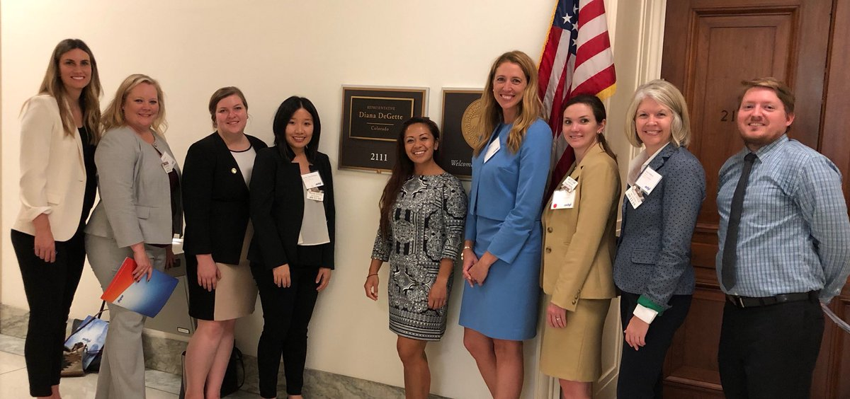 Lively conversation Sherie Lou Santos and combating high drug prices! Thanks Senator DeGette. #4ourpatients <br>http://pic.twitter.com/W1f6CJW32t