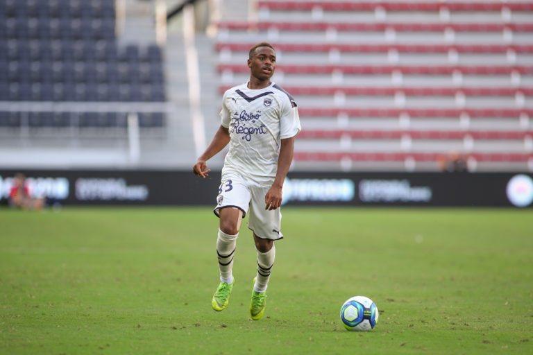 Bordeaux : un attaquant rejoint Créteil en prêt (Officiel)