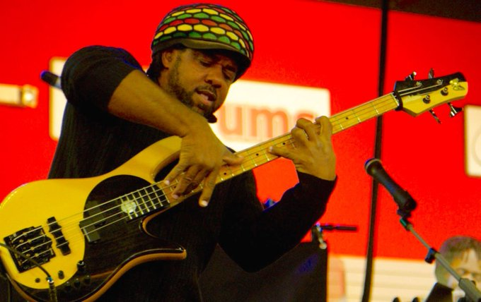 Happy birthday Victor Wooten