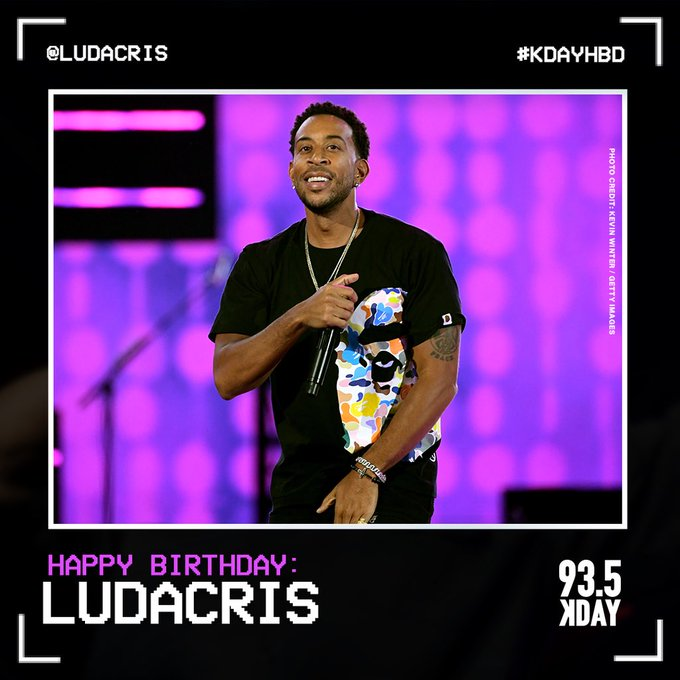 Happy birthday  What s your favorite Luda song?